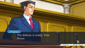 Phoenix Wright: Ace Attorney Trilogy - PlayStation 4 Review