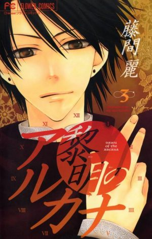 Reimei no Arcana (Dawn of the Arcana) Vol. 3 Manga Review