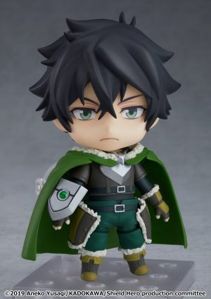 Good Smile Company's newest figure, Nendoroid Shield Hero is now available for pre-order!