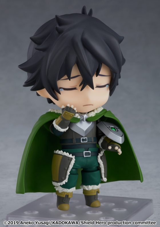 Shield-Hero-SS-GSC-4-353x500 Good Smile Company's newest figure, Nendoroid Shield Hero is now available for pre-order!