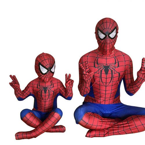Spider-Man-capture-Wallpaper-500x500 Do Japanese People Cosplay Western Characters?