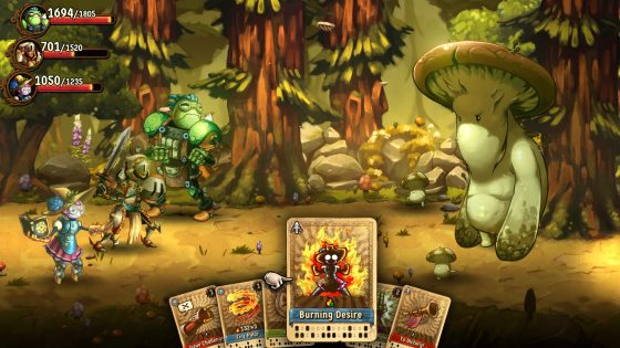 SteamWorld_Quest_Title_Screen-560x315 SteamWorld Quest: Hand of Gilgamech - Nintendo Switch Review