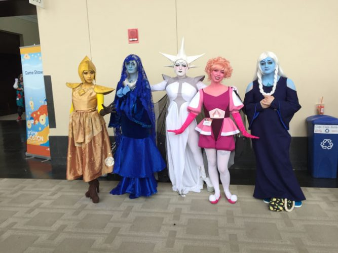Steven-Universe-diamonds-group-Anime-Boston-2019-Capture-667x500 Anime Boston 2019 Post-Show Field Report