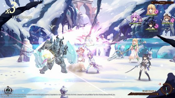 Super-Neptunia-RPG-steam Neptune and Her Friends Face a New 2D Adventure..In Super Neptunia RPG! ON PC, Nintendo Switch, and PlayStation 4 THIS SUMMER!