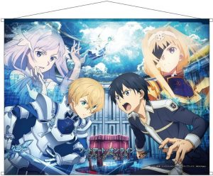 Sword-Art-Online-Alicization-1-Capture Sword Art Online: Alicization 1st Cours Review – Brand New World, Same Old Kirito