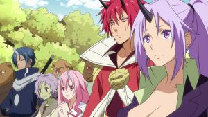Tensura 2nd Season Officially Postponed to 2021 Due to COVID-19