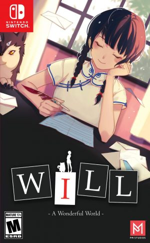 WILL: A WONDERFUL WORLD RELEASES ON PLAYSTATION 4 AND NINTENDO SWITCH ON JULY 2!