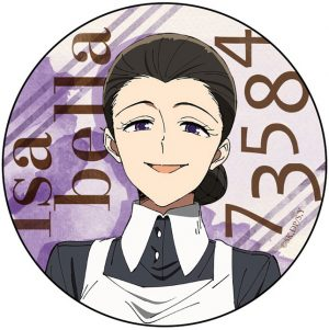 [Honey's Crush Wednesday] 5 Isabella Highlights - Yakusoku no Neverland (The Promised Neverland)
