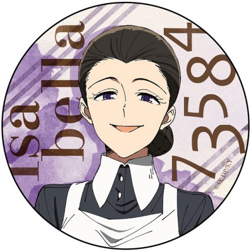 Yakusoku-no-Neverland-The-promised-Neverland-300x450 [Honey's Crush Wednesday] 5 Isabella Highlights - Yakusoku no Neverland (The Promised Neverland)