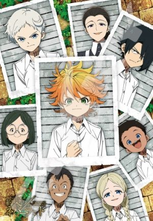 Top 5 Yakusoku No Neverland (The Promised Neverland) Characters