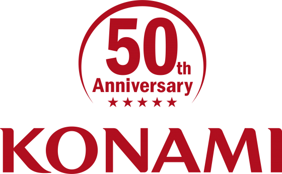 50th-Anniversary-Konami-logo-560x346 Konami Unveils Complete Line-Up for Contra Anniversary Collection