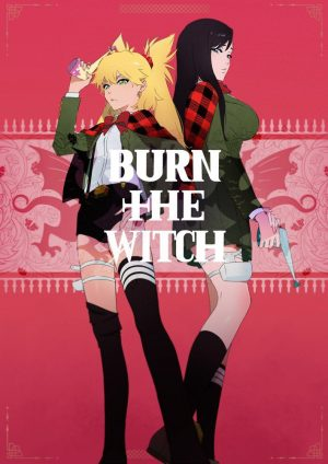 Burn-the-Witch-Wallpaper-1-685x500 E = MC2 – Shounen's Evolution of the Dual-Protagonist