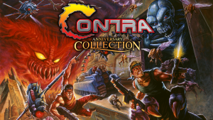 Konami Unveils Complete Line-Up for Contra Anniversary Collection