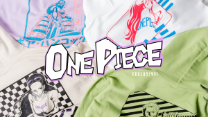 "Crunchyroll Officially Launches its ""One Piece"" Capsule Collection"