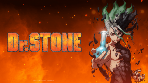 "Crunchyroll launches ""Dr. STONE"" behind the scenes documentary"