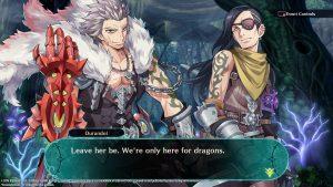 Dragon Star Varnir Website Update Introduces Dialogue Screenshots + New Character Profiles!