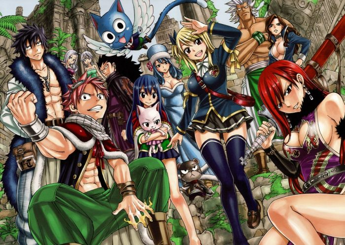 FAIRY-TAIL-Wallpaper-3-700x497 Top 10 Female Leads in Superpower Anime