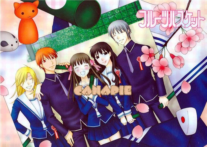 Fruits-Basket-wallpaper-700x496 Then vs Now: Fruits Basket