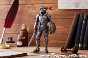 "Presenting ""Goblin Slayer"" as third figure in the figure series ""POP UP PARADE""!"