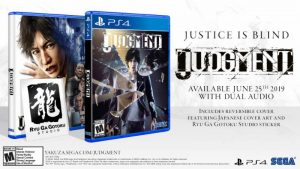 Judgment Launches in the West on June 25 - Early Access for Digital Pre-Orders Starts June 21