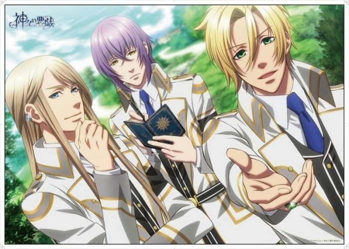 Kamigami-no-Asobi-Wallpaper-699x500 What is a Reverse Harem Anime? [Definition; Meaning]