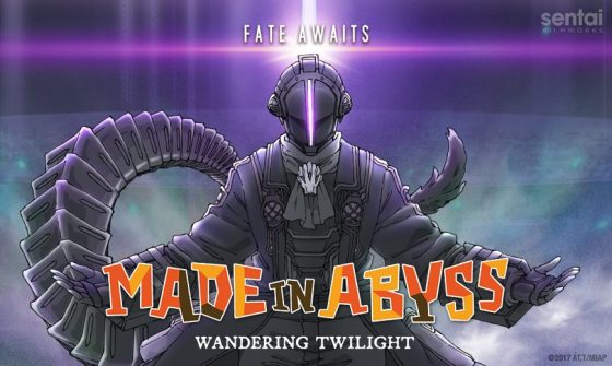 """Made-in-Abyss-Wandering-in-Twilight-SentaiNews_-560x335 """"MADE IN ABYSS: Wandering Twilight"""" Hits Theatres this Spring 2019"""
