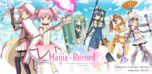 Magia Record: Puella Magi Madoka Magica Side Story Mobile Game Launching June 25th in the U.S. and Canada