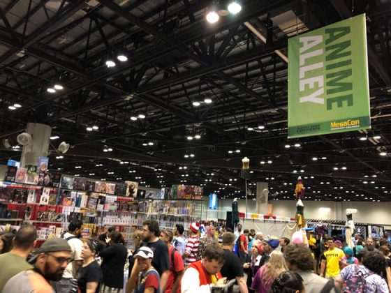MegaCon Orlando 2019 - Post-Show Field Report