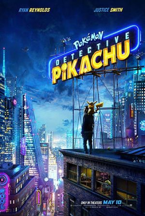 Pokémon Detective Pikachu Movie Review - Humans and Pokémon—Together.