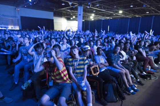 MomoCon-2019-Smash-Ultimate-Finals-Photo-Credit-Jaime-Munoz-560x374 39,000 Gamers, Animation Fans Set New Record at MomoCon 2019!