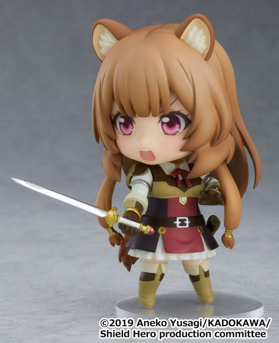 Nendoroid-Raphtalia-1-560x447 Good Smile Company's newest figure, Nendoroid Raphtalia is now available for pre-order!
