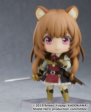 Good Smile Company's newest figure, Nendoroid Raphtalia is now available for pre-order!