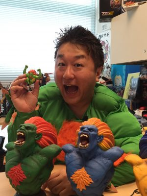 Street Fighter Executive Producer Yoshinori Ono Joins AX 2019 as Guest of Honor!