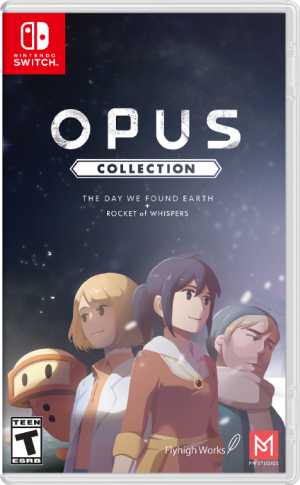 OPUS Collection for Nintendo Switch Now Available at Retail Stores!