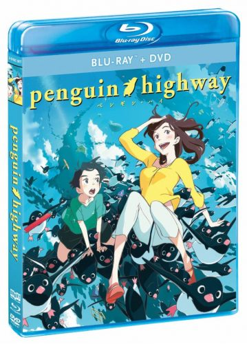 Penguin-Highway-Logo-359x500 Anime Feature 'Penguin Highway' Comes to Blu-Ray, DVD & Digital August 6