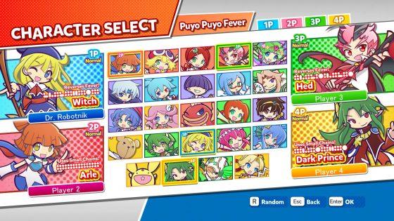puyo-Puyo-Champions-Logo-560x354 Puyo Puyo Champions - PlayStation 4 Review