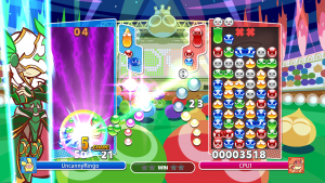 Puyo Puyo Champions - PlayStation 4 Review