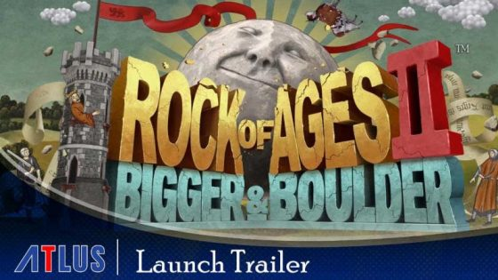 Rock-of-Ages-2-SS-4-560x315 Crash Through the Course of History in Rock of Ages 2: Bigger & Boulder! Officially Drops onto Nintendo Switch Today!
