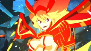 KILL la KILL - IF: Ultimate Form and Story Mode Screenshots of Ryuko Revealed