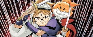 BIG NEWS! NARUTO Creator Launches SAMURAI 8 Manga Series In WEEKLY SHONEN JUMP