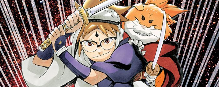 Samurai-8-SeriesHeader-sm-700x280 Samurai 8: Hachimaru Den (Samurai 8: The Tale of Hachimaru) Chapter 1 Manga Review