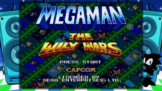 Sega-Mini-560x315 Prepare For Mega Man: The Wily Wars, Street Fighter II': Special Champion Edition, and Ghouls 'n Ghosts on the SEGA Genesis Mini!!
