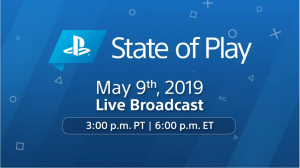 Sony Returns with its 2nd 'State of Play' Livestream, Which will Kick off May 9th!