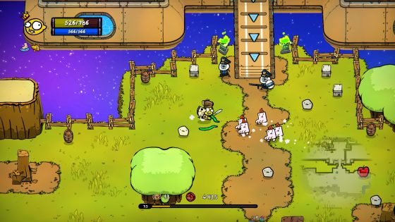 Super-Cane-Magic-SS-4-560x315 Super Cane Magic ZERO Ventures to Nintendo Switch, PlayStation 4, PC on May 30