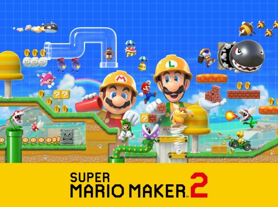 Switch_SuperMarioMaker2_artwork_01-560x417 New Super Mario Maker 2 Details Revealed in Latest Nintendo Direct Presentation