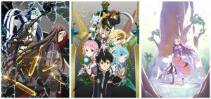 Aniplex of America Announces Sword Art Online II Blu-ray Disc Box Release in September