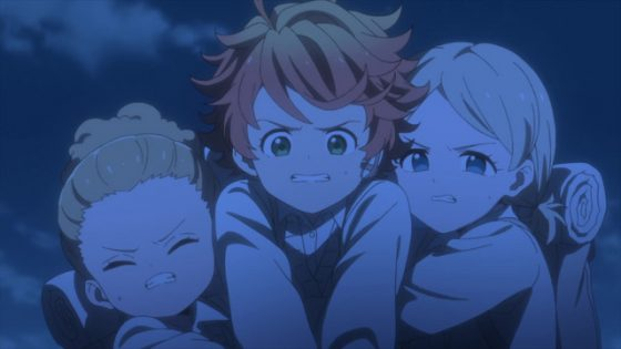 Yakusoku-no-Neverland-Wallpaper-560x315 Live-Action Version of The Promised Neverland Being Developed By....Amazon?!!