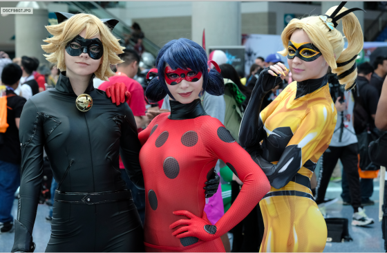 Anime-Expo-Cosplay-560x366 ANIME EXPO 2019 Thrills Fans of Japanese Pop Culture During Four-Day Show in Los Angeles!
