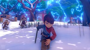 Ary and the Secret of Seasons - E3 2019 Impressions