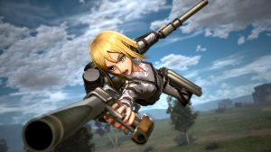 Utilize Powerful New Weaponry in Attack On Titan 2: Final Battle!